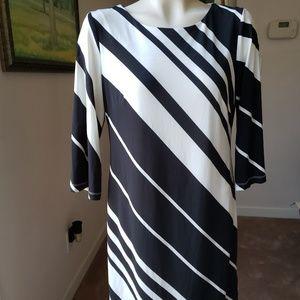 R & K Striped Dress